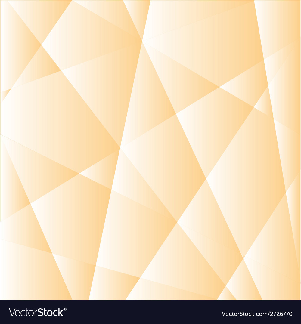 Abstract beige geometric background for your desig vector | Price: 1 Credit (USD $1)