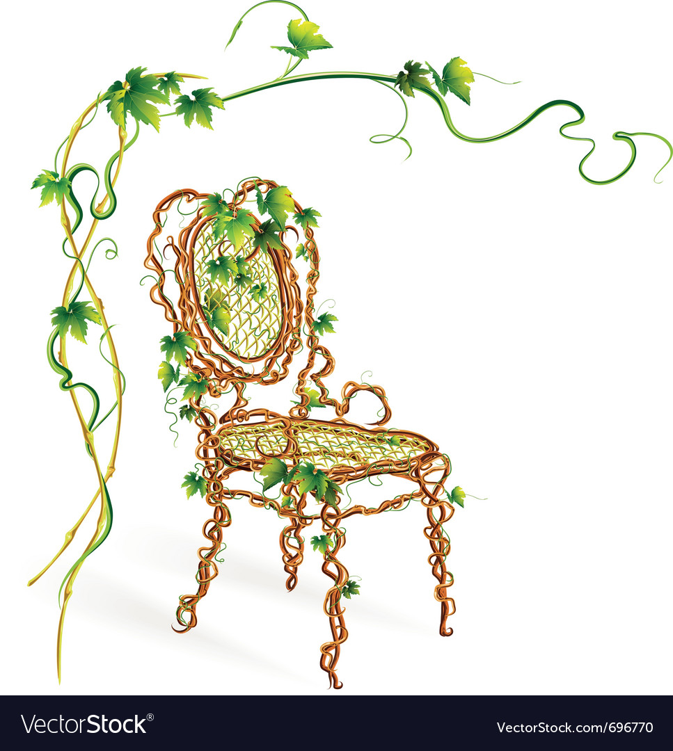 Viennese chair vector | Price: 3 Credit (USD $3)