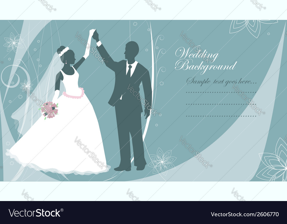 Wedding background eps10 vector | Price: 1 Credit (USD $1)