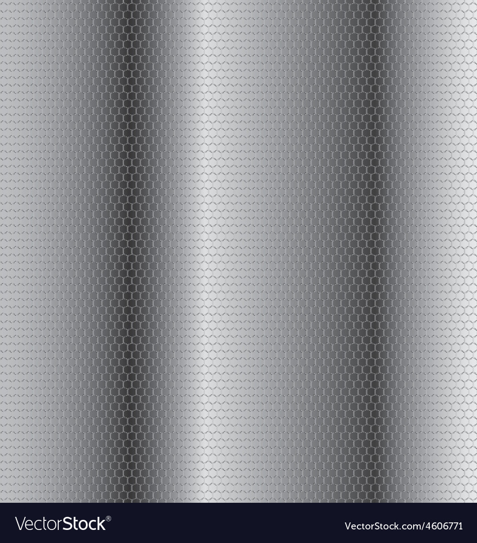 Steel honeycomb patterned background of interest vector | Price: 1 Credit (USD $1)