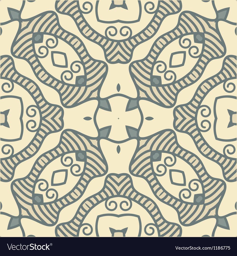 Square decorative design element vector | Price: 1 Credit (USD $1)