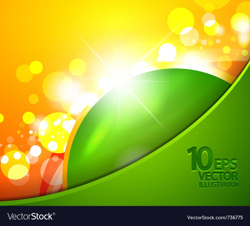 Techno bubble background vector | Price: 1 Credit (USD $1)