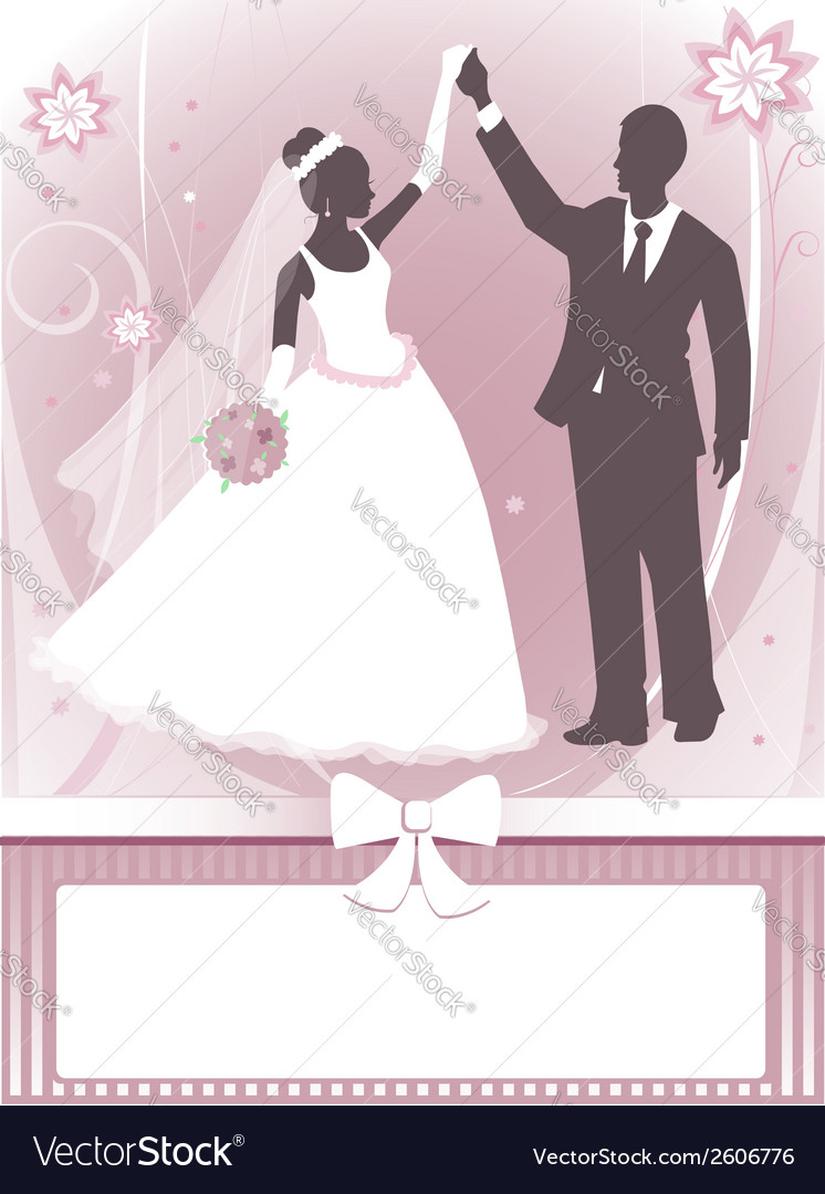 Wedding background eps10 vector
