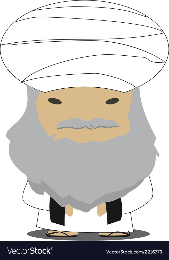 Arab vector | Price: 1 Credit (USD $1)
