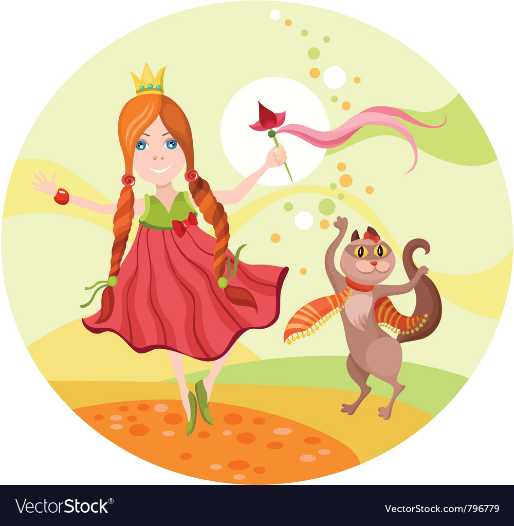 Princess vector | Price: 3 Credit (USD $3)