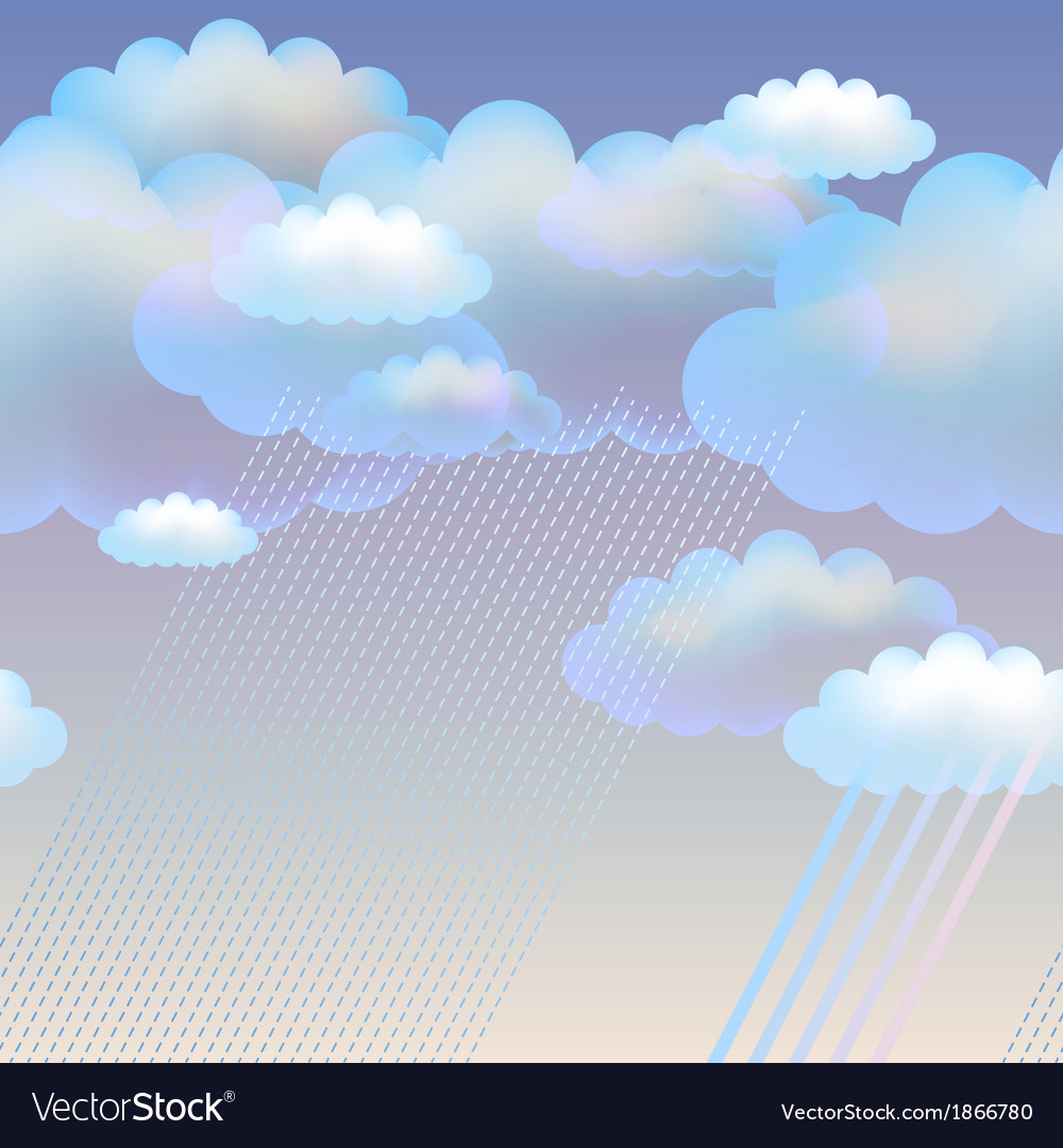 Cclouds vector | Price: 1 Credit (USD $1)
