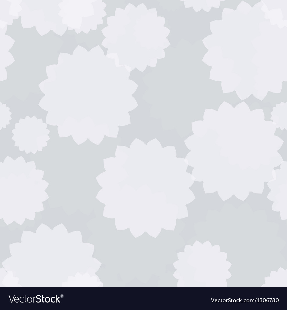 Light floral seamless vector | Price: 1 Credit (USD $1)