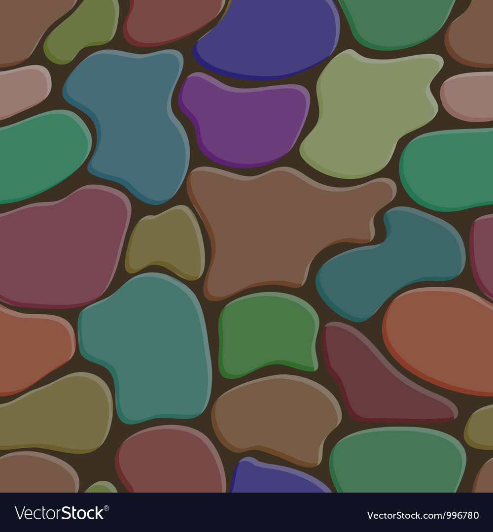 Stone background seamless texture vector | Price: 1 Credit (USD $1)