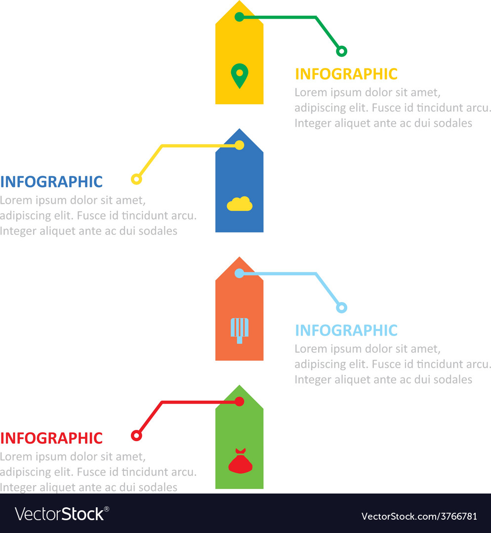 Infograpic 293 vector | Price: 1 Credit (USD $1)