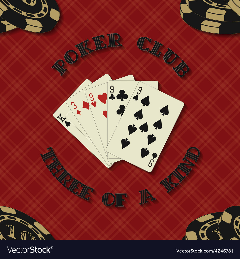 Seamless background with poker cards for vector | Price: 1 Credit (USD $1)