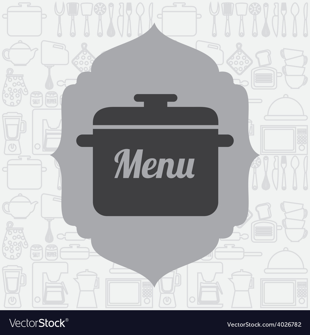 Delicious food vector | Price: 1 Credit (USD $1)