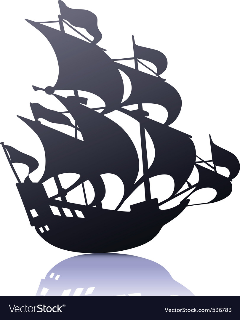 illustration of cool silhouette of retro sa vector | Price: 1 Credit (USD $1)