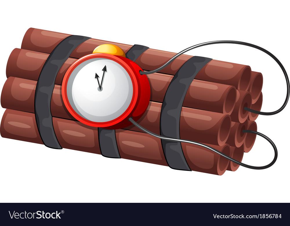An explosive bomb vector   Price: 1 Credit (USD $1)