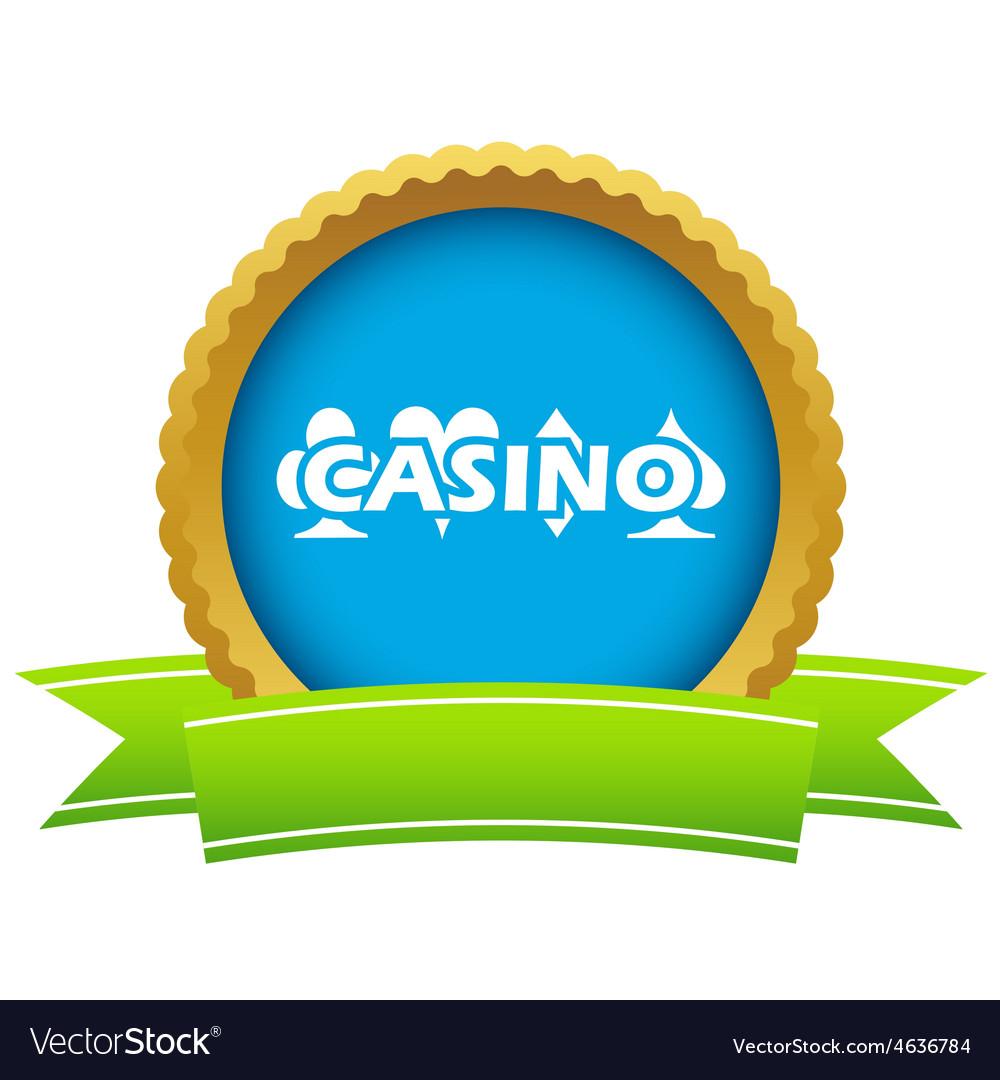 Casino icon vector   Price: 1 Credit (USD $1)