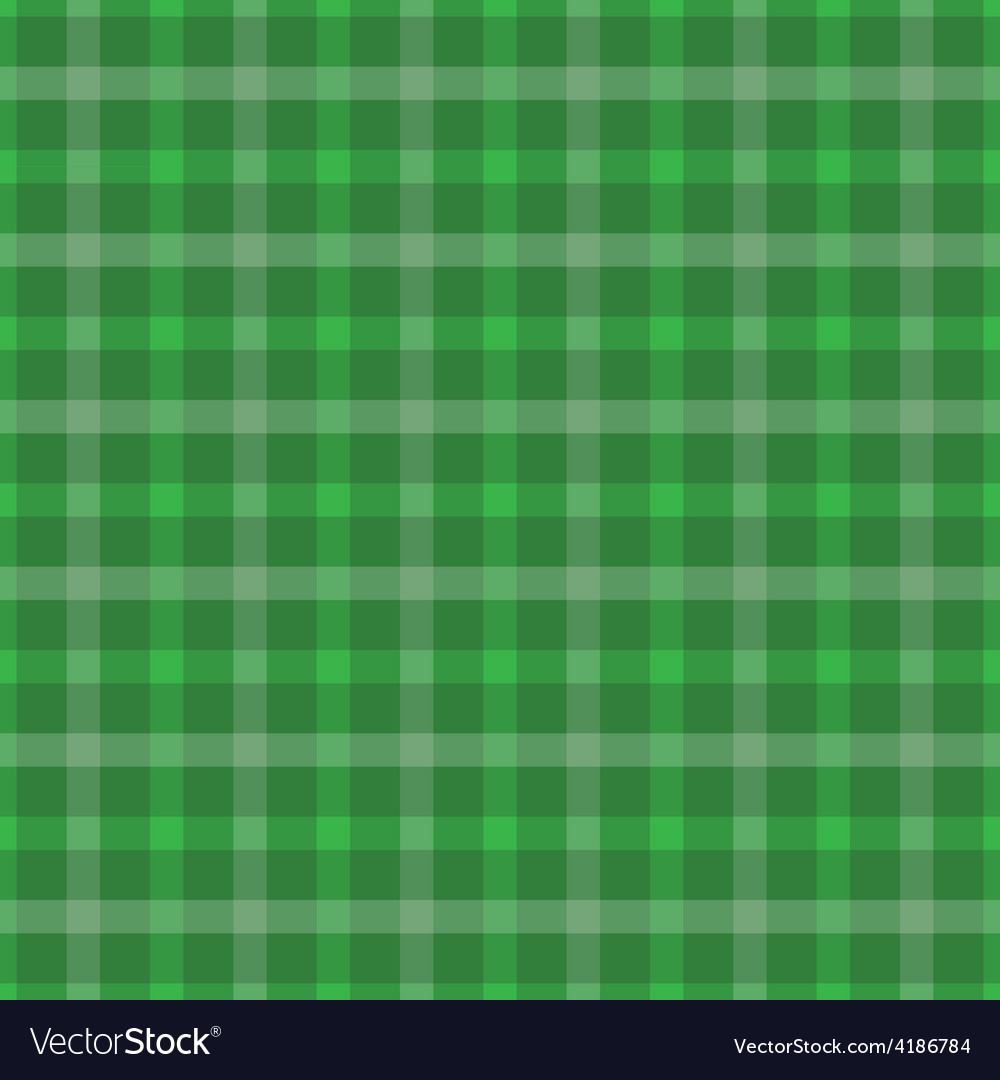 Green irish abstract textile seamless background vector | Price: 1 Credit (USD $1)