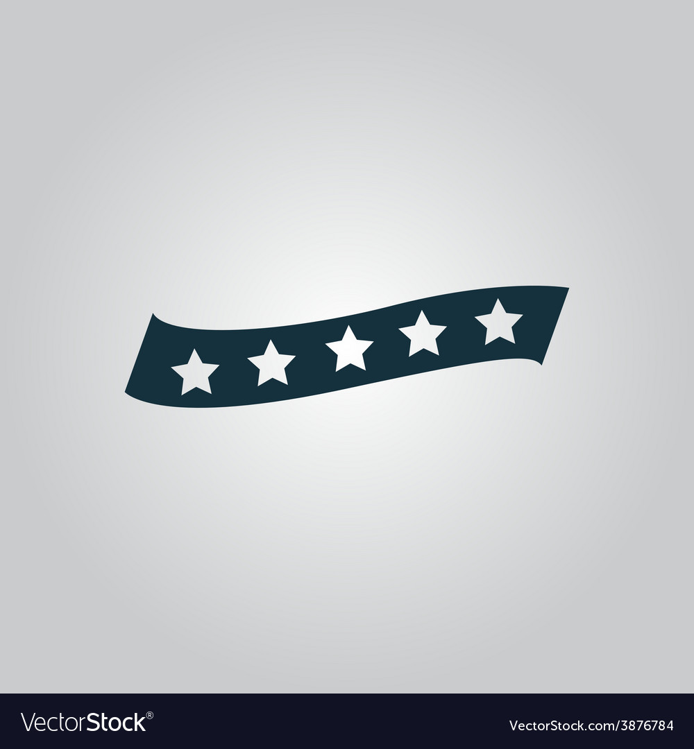 Recommended bestseller star ribbon vector | Price: 1 Credit (USD $1)