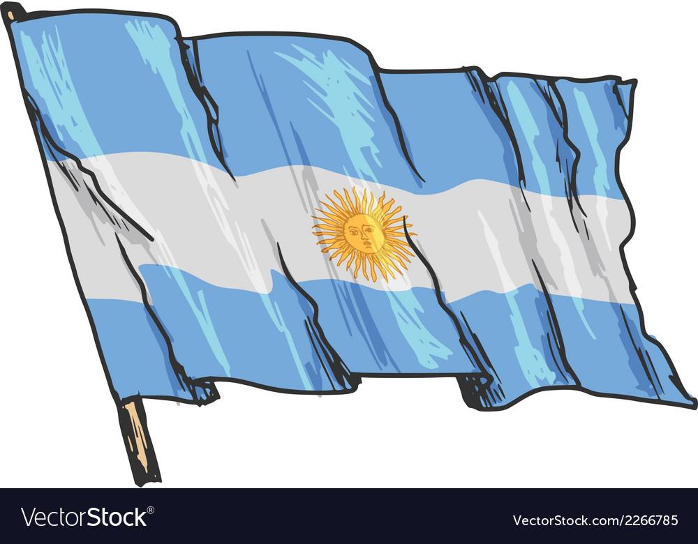 Argentina vector   Price: 1 Credit (USD $1)