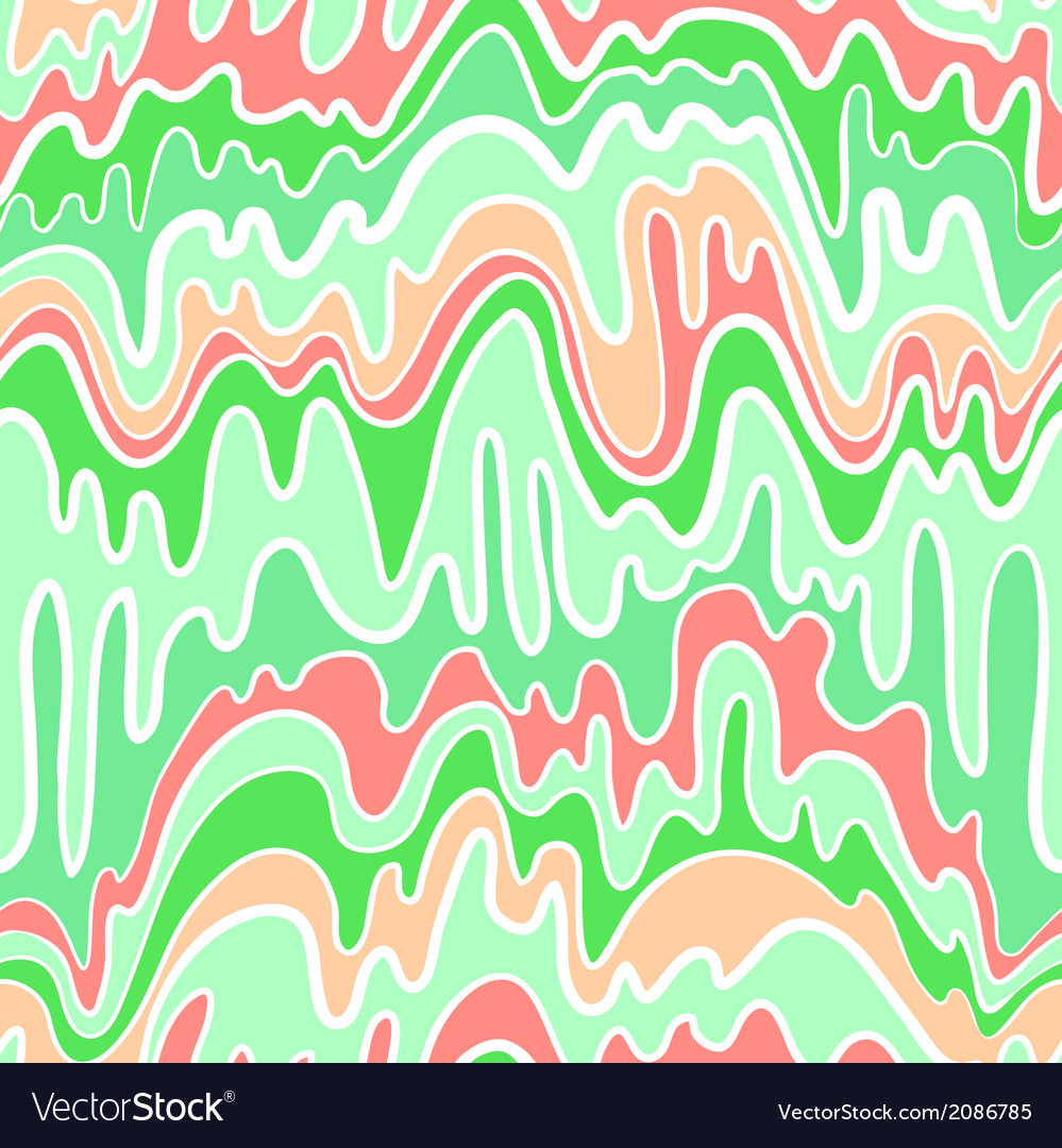 Pattern with waves vector | Price: 1 Credit (USD $1)
