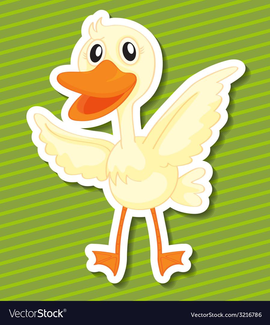 Duck vector   Price: 1 Credit (USD $1)