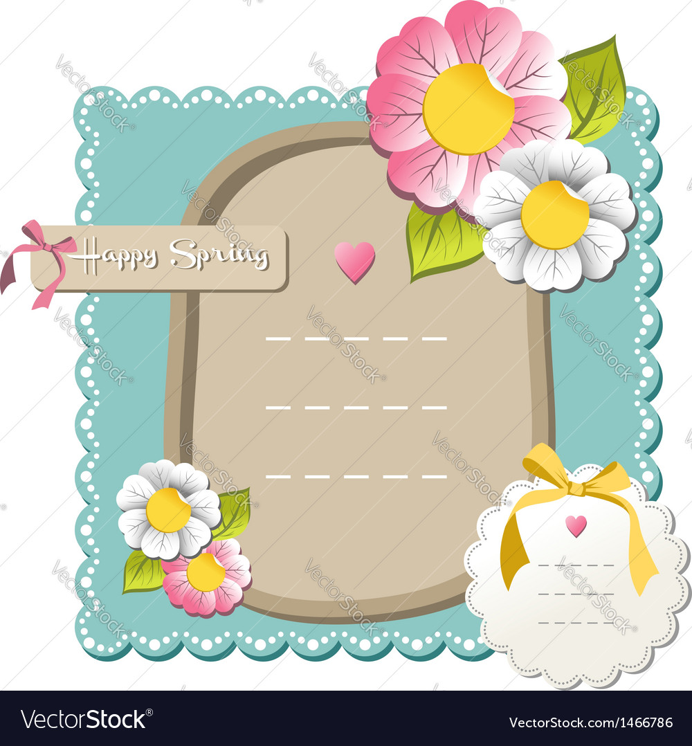 Happy spring sale tag collection vector | Price: 1 Credit (USD $1)