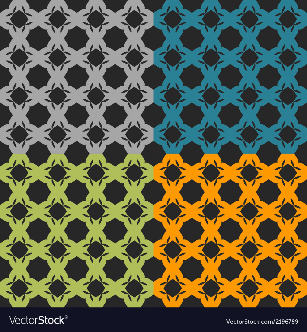 Bright pattern number 2 vector | Price: 1 Credit (USD $1)