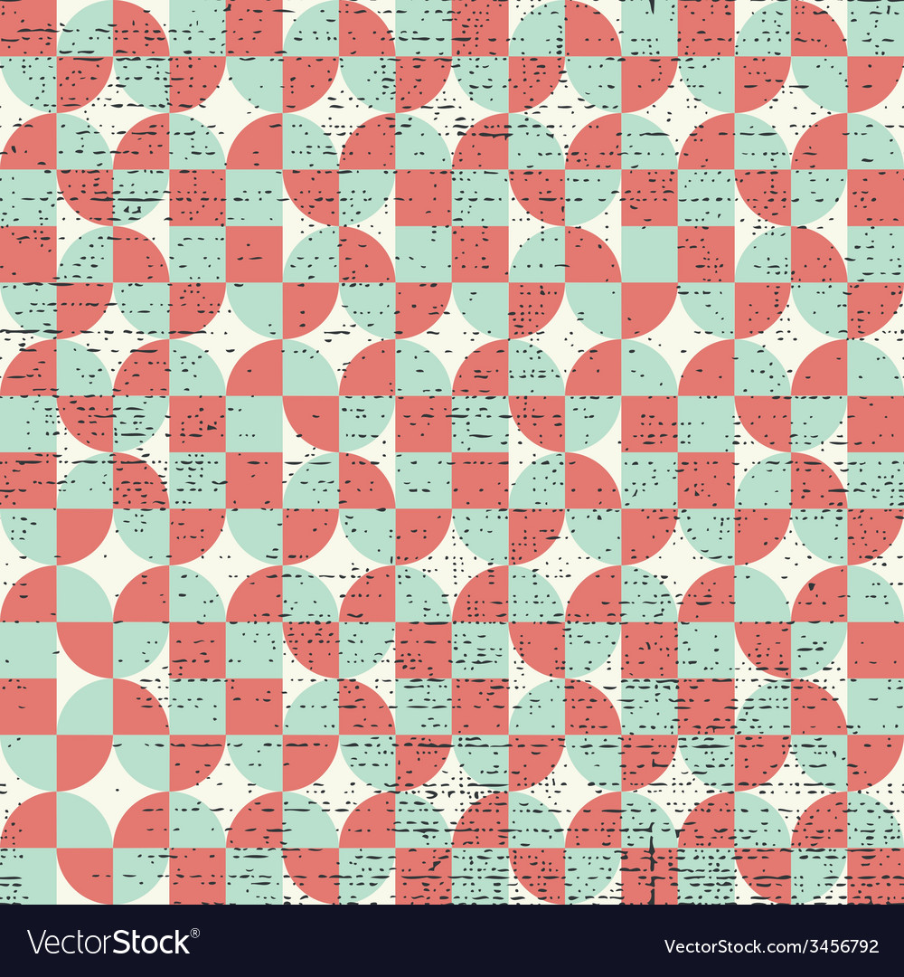 Colorful frayed textile geometric seamless pattern vector   Price: 1 Credit (USD $1)