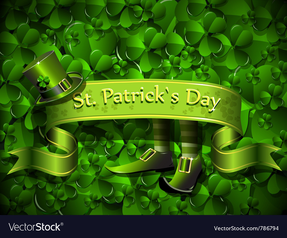Saint patrick vector | Price: 3 Credit (USD $3)
