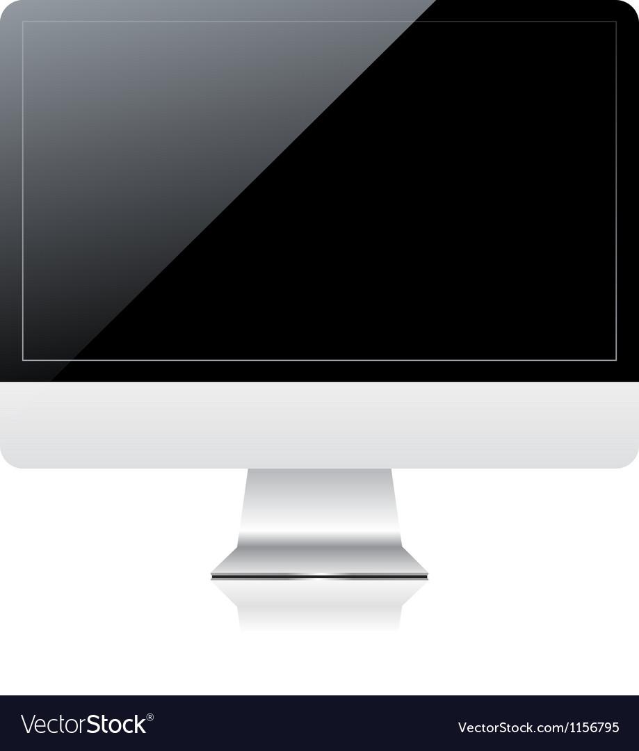 Computer monitor vector   Price: 1 Credit (USD $1)