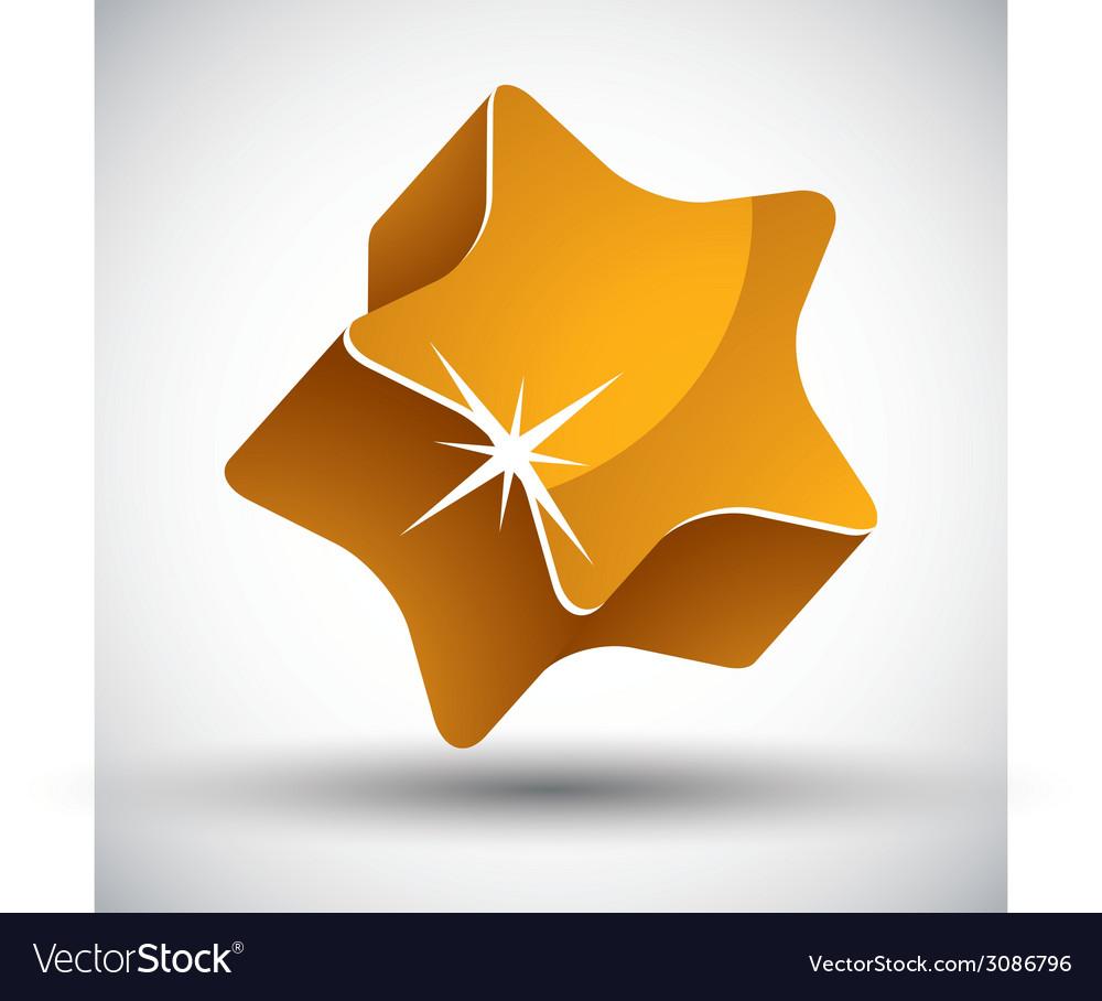 Golden star vector   Price: 1 Credit (USD $1)