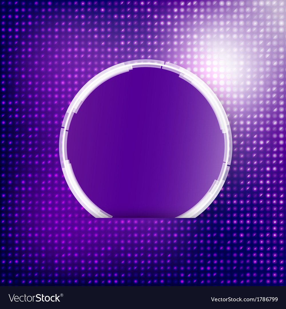 Abstract background circle blue vector | Price: 1 Credit (USD $1)