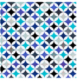 Seamless geometric pattern texture vector