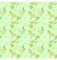 Green apple seamless pattern vector