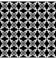 Seamless crisscross pattern vector