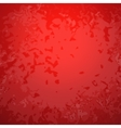 Abstract red paper background with bright center vector