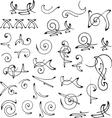 Set of patterns for design vector