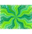 Pattern zig-zag lines vector