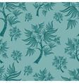 seamless pattern from trees vector