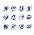 Horoscope signs and symbols vector