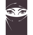 Arabic background vector