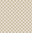 Beige seamless fabric texture pattern vector