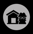 Security home vector