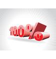 Hundred percent vector