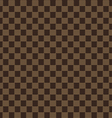 Brown beige seamless fabric texture pattern vector