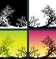 Nature backgrounds vector