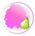 An empty template with an avocado vector