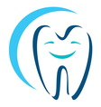Dental icon vector