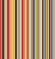 Colored vertical stripes seamless pattern vector