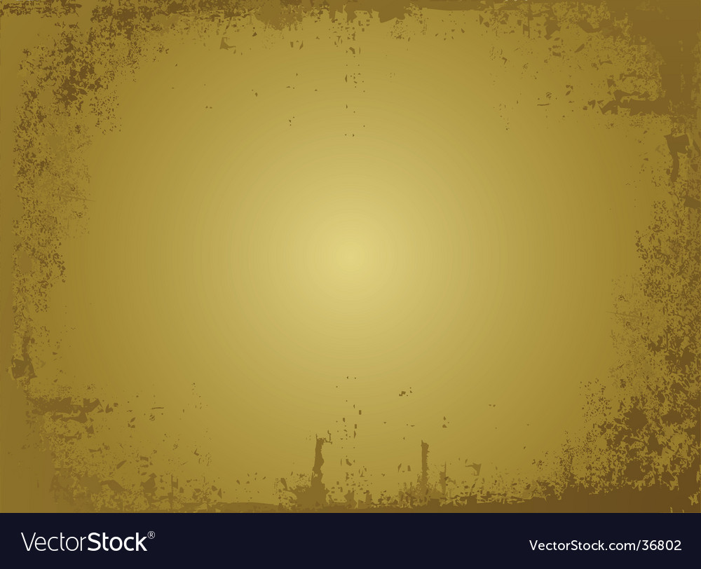 Golden parchment vector | Price: 1 Credit (USD $1)