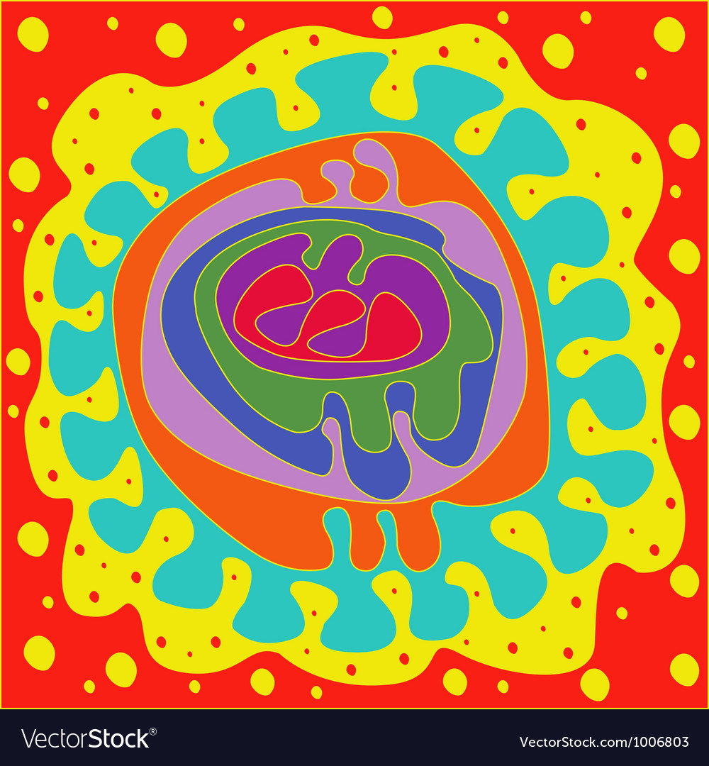 Abstraction embryo vector | Price: 1 Credit (USD $1)