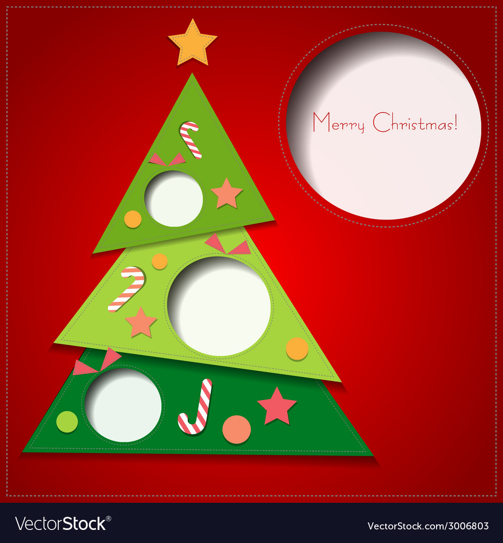 Christmas poster vector | Price: 1 Credit (USD $1)